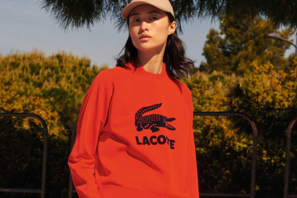 Lacoste Motion: summer 2020 collection