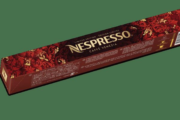 Nespresso: new limited edition coffee