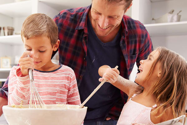 Kids in the kitchen: Treats that are almost too cute to eat