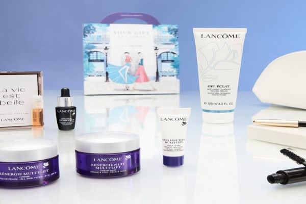Get gifted with Lancôme at Myer