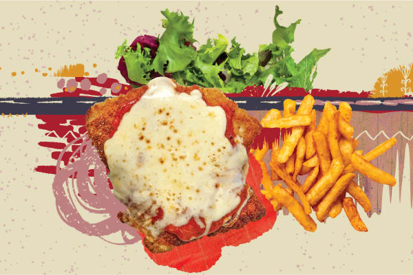 Schnitz: meal & movie deal