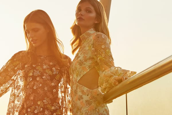 alice McCALL: Introducing the Resort 20 Collection - Cosmia
