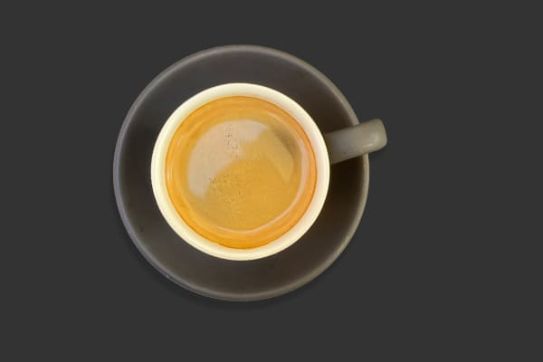 Jamaica Blue: Free black coffee