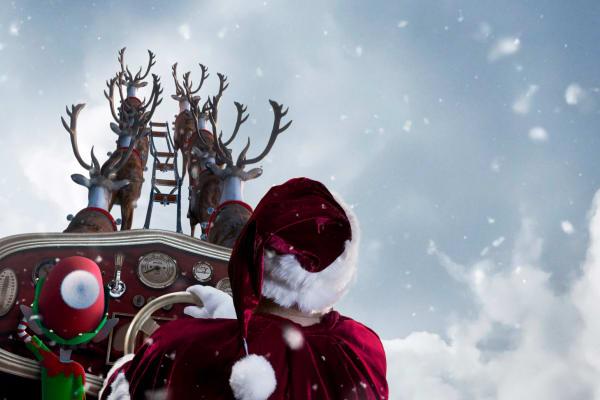 Celebrate Santa's arrival at Westfield Carousel