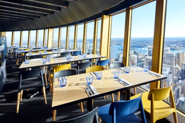 Mothers' Day at Sydney Tower Buffet