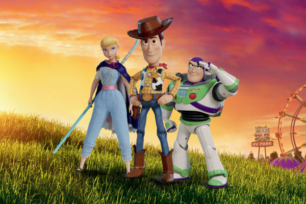 Boost Juice: Toy Story 4. Everyone Wins.