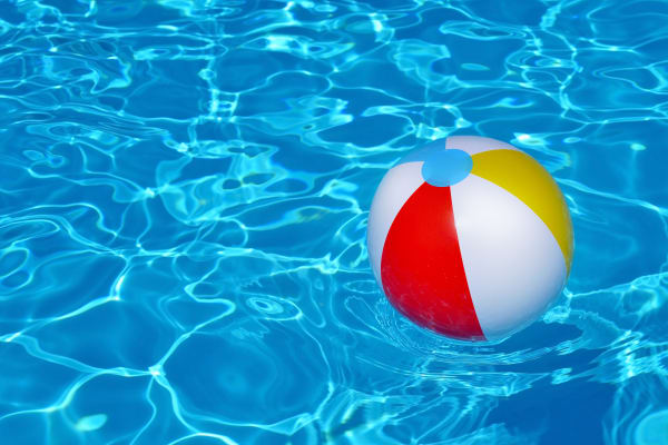 Make a splash this long weekend