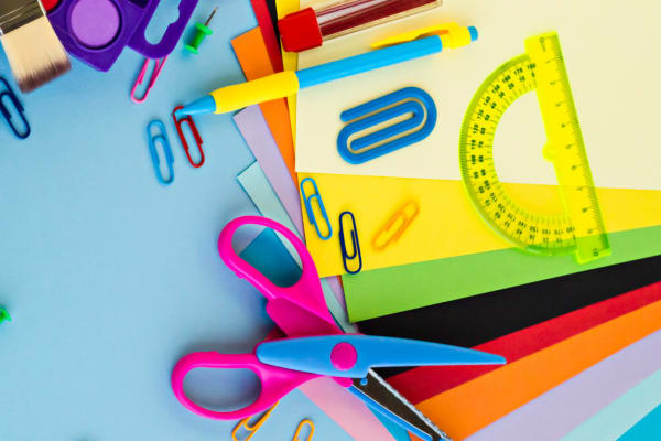 Back to School Creation Station