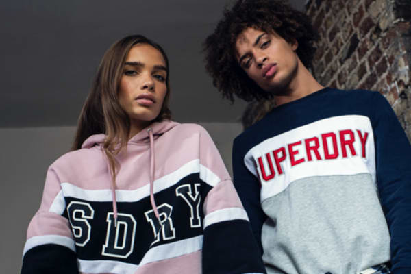 Superdry: buy 2 save 20%