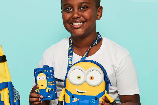 Smiggle: Minions have landed