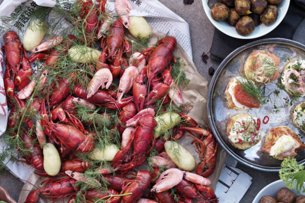 SOLD OUT | IKEA: Swedish crayfish buffet