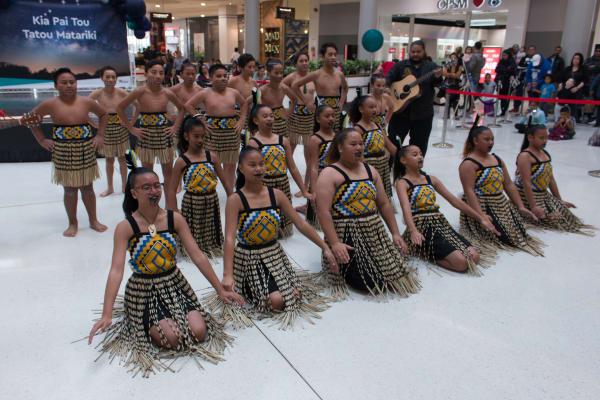 Celebrate Matariki at Westfield Manukau