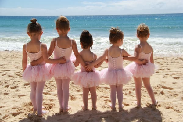 Dance, twirl and sing with Baby Ballet