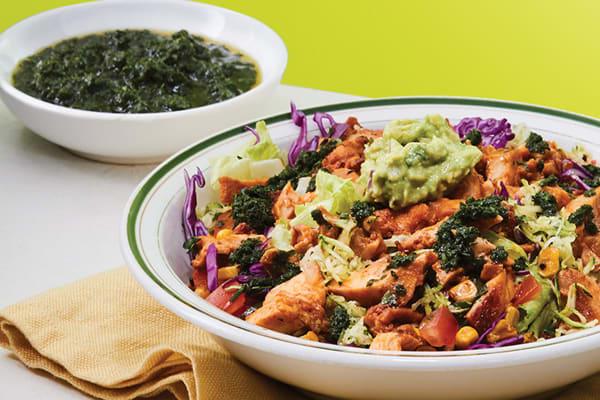 Salsas: fresh fiesta salad