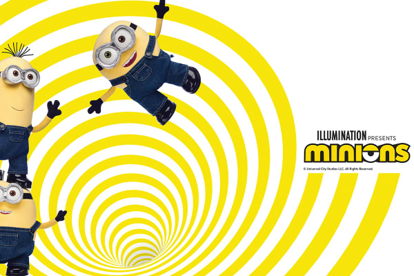 Build-A-Bear: Make some mischief with our NEW Minions Collection