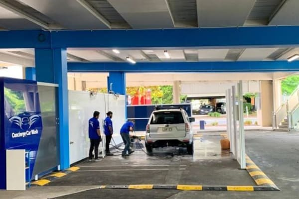 Concierge Car Wash Opening Offer