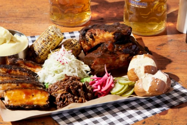 The Bavarian: New Feasting Platters