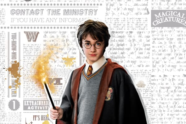 Win your very own Harry Potter Invisibility Cloak