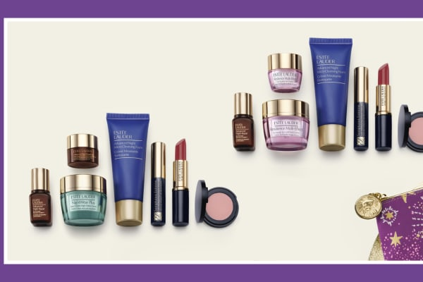 Estée Lauder gift with purchase now on at David Jones