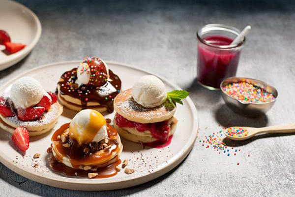 Download The Pancake Parlour app