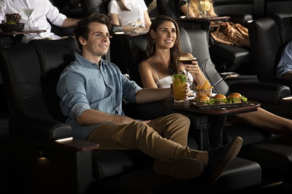 Escape in luxury with Gold Class at Event Cinemas