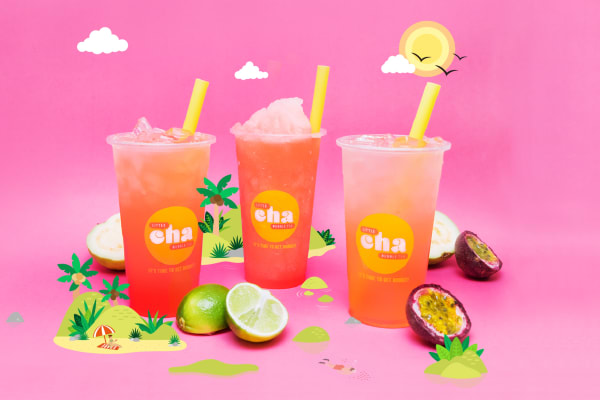 Little Cha Guava Island has arrived