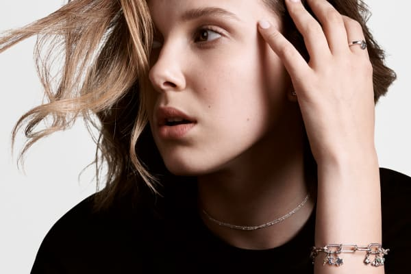 Introducing Pandora Me, featuring Millie Bobby Brown
