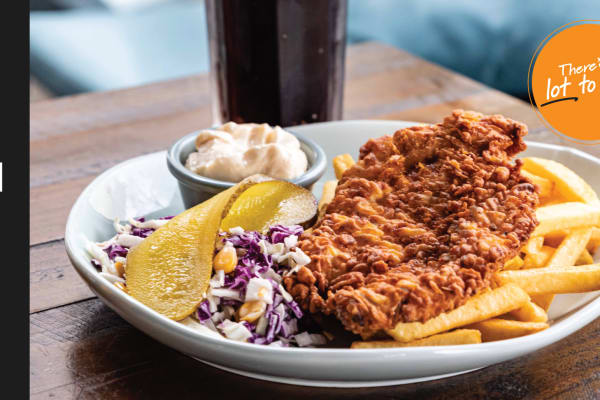 Southern Fried Chicken Offer