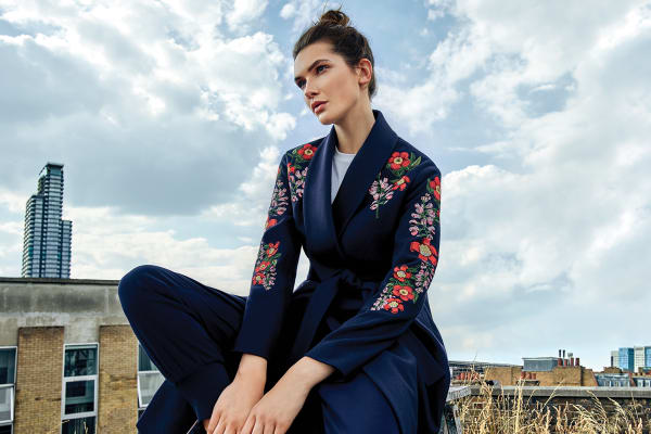 Win a coat for you and your mum from Ted Baker