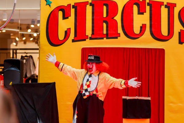 Free Circus Spectacular: School holiday event
