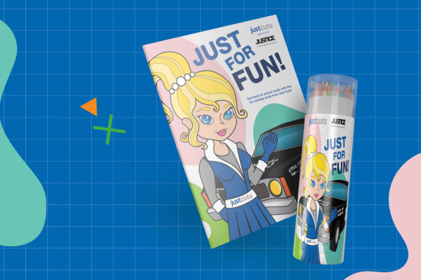 Just Cuts: Free back to school activity packs