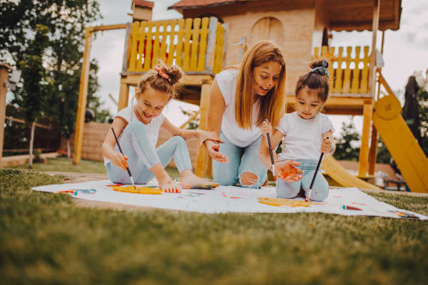 DIY Series: Spring into these kids' crafternoon activities