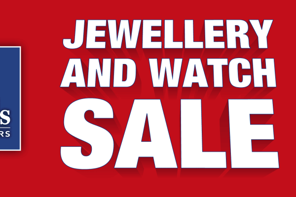 BIG sale on now at Prouds The Jewellers