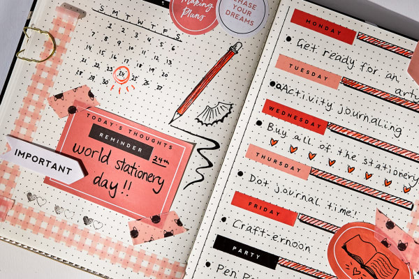Celebrate World Stationary Day with Typo