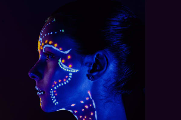 Get Vivid ready face painting