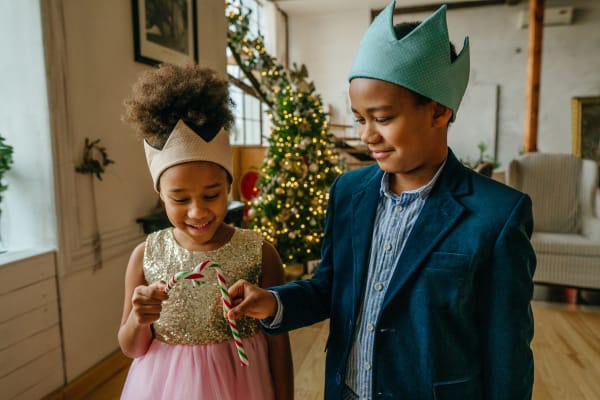 Picture this: 6 tips for dressing your kids for Santa photos