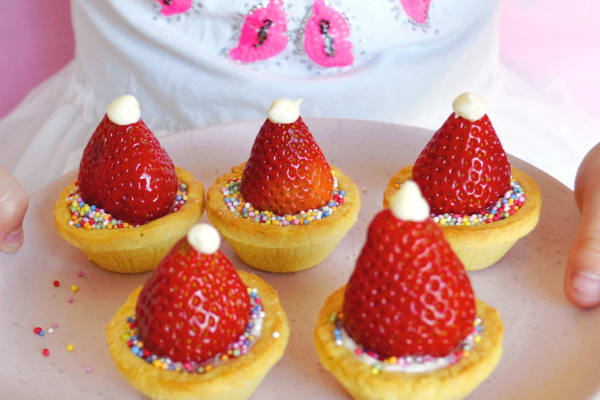 Kids in the kitchen: no-bake Christmas recipe