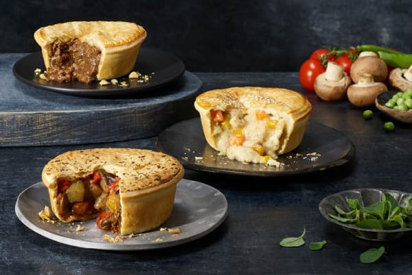 Hudsons Coffee: hearty and delicious pies are back on the menu