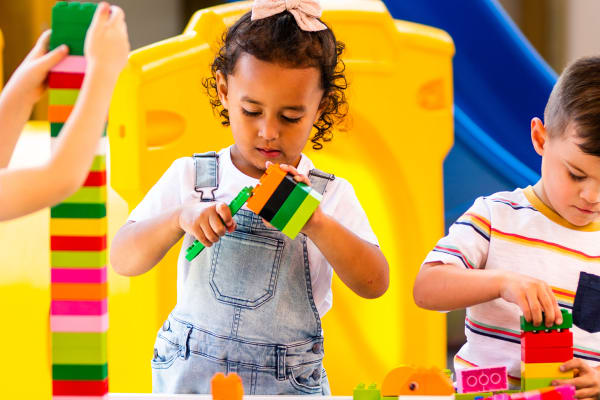 Free LEGO® Duplo® Play Zone for kids