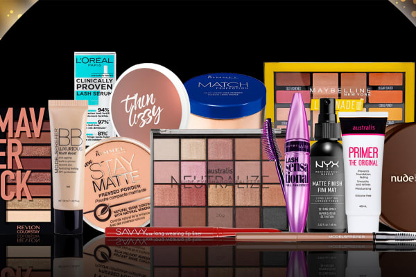 Priceline: save 50% on Cosmetics*