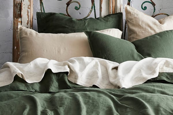 New in at MyHouse: Pure European Linen
