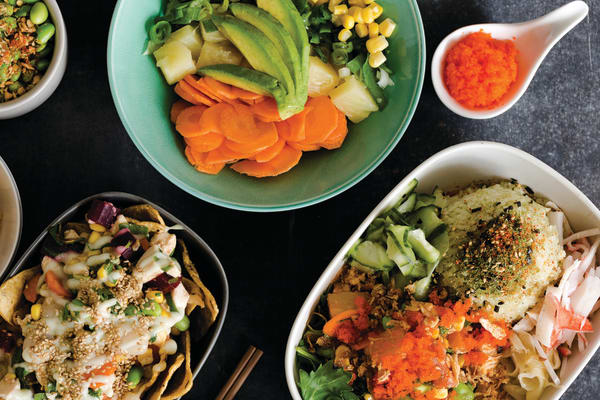 Why Poké Bowl's are the trendy and fresh lunch option