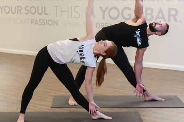 YogaBar tickets for Desk Jockeys workshop