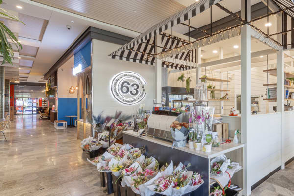 New menu launch at Cafe 63