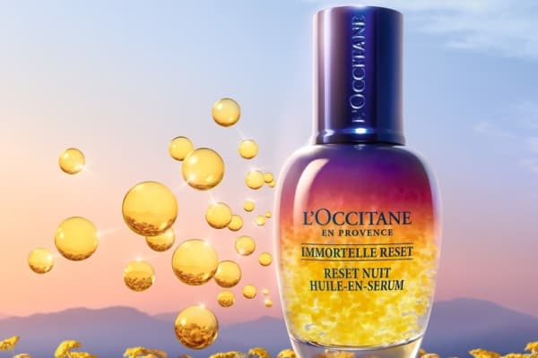 Celebrate Reset's 1st Birthday with L'OCCITANE