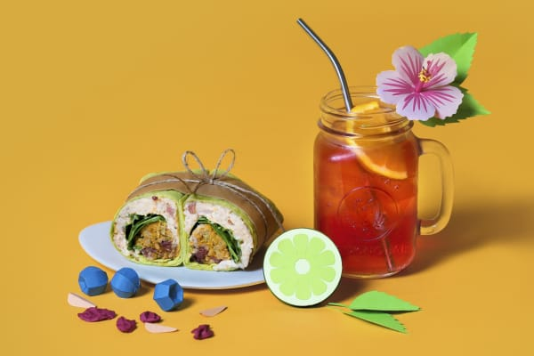 Unwrap our fresh flavours with Jamaica Blue's new Summer Menu