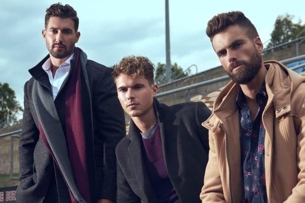 Tarocash: 30% off jackets and knitwear