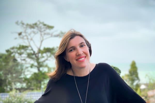 Louise Burnie-Allnutt  - Westfield Local Heroes 2020
