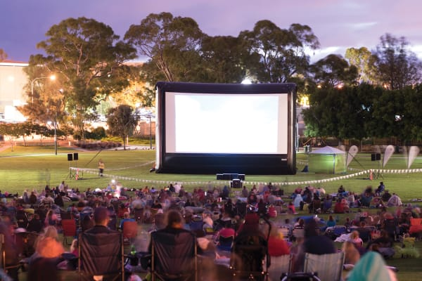 Win a family pass to see Ninjago in Gold Grass at Civic Park