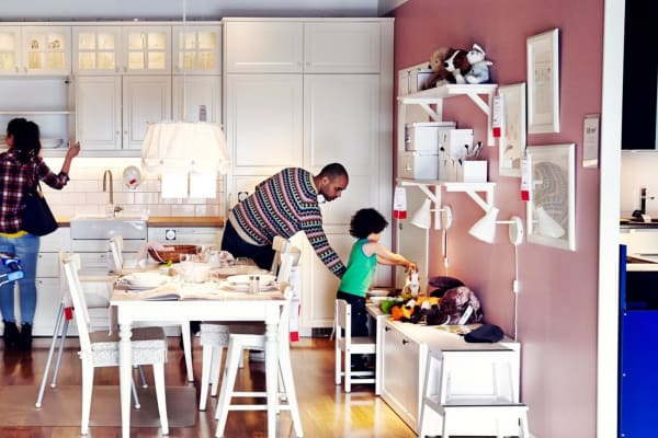 Bring your ideas to life with IKEA family